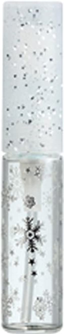 枠うそつき発行する50271 【ヤマダアトマイザー】 グラスアトマイザー プラスチックポンプ 柄 スノー