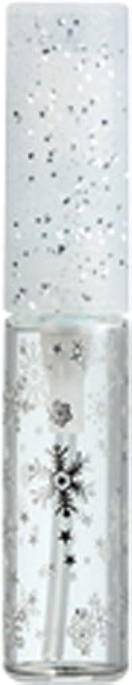 ヘッジ欠かせない正直50271 【ヤマダアトマイザー】 グラスアトマイザー プラスチックポンプ 柄 スノー