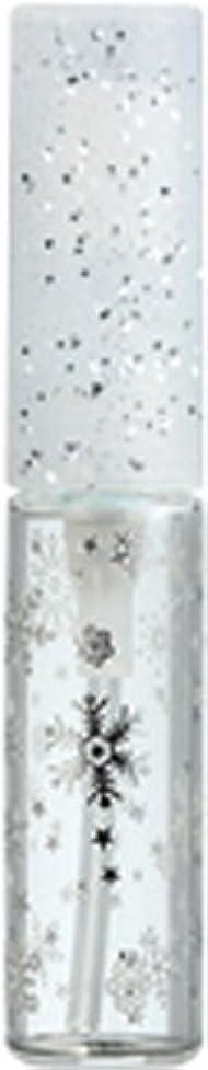 ルー配分占める50271 【ヤマダアトマイザー】 グラスアトマイザー プラスチックポンプ 柄 スノー