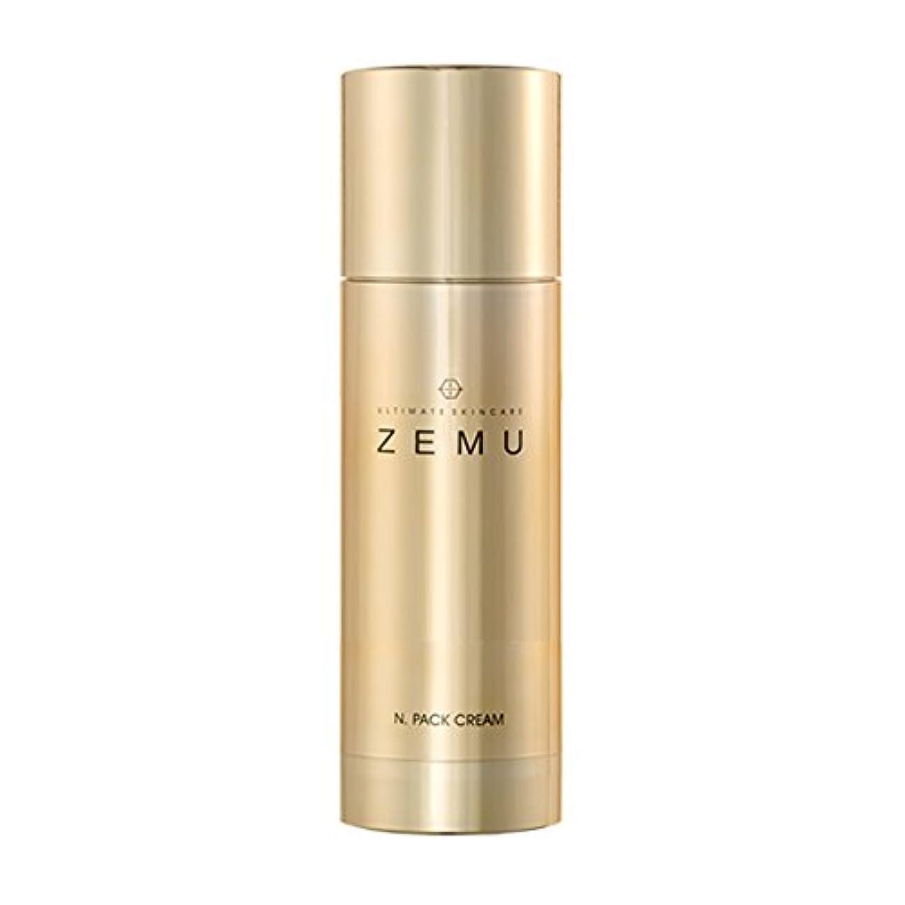 お妻気候Ultimate skincare ZEMU パッククリームスリーピングパック、4.0オンス, 美白シワ改善