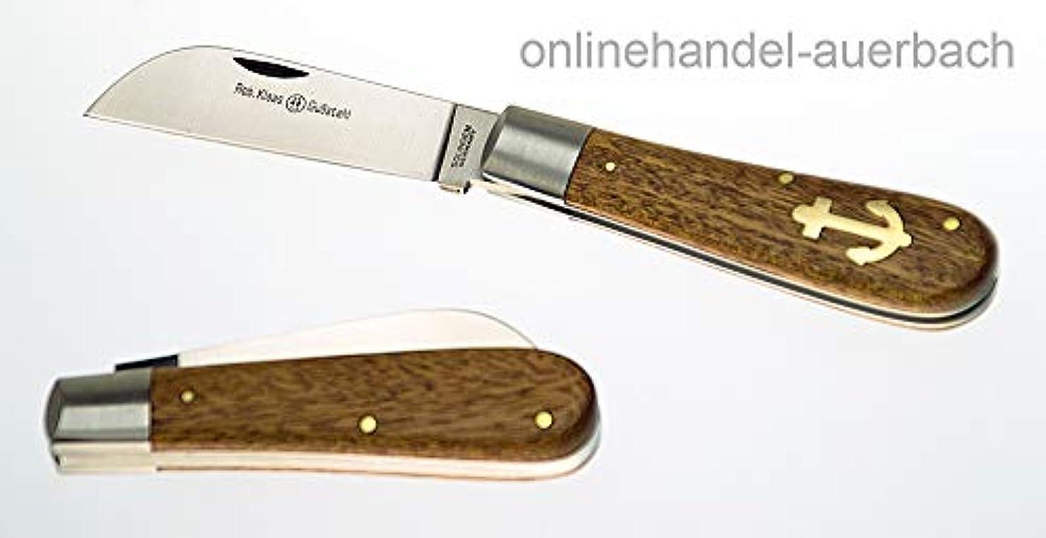 一般的にハードほうきRobert Klaas Anchor knife, fine wood, cast steel, 75mm