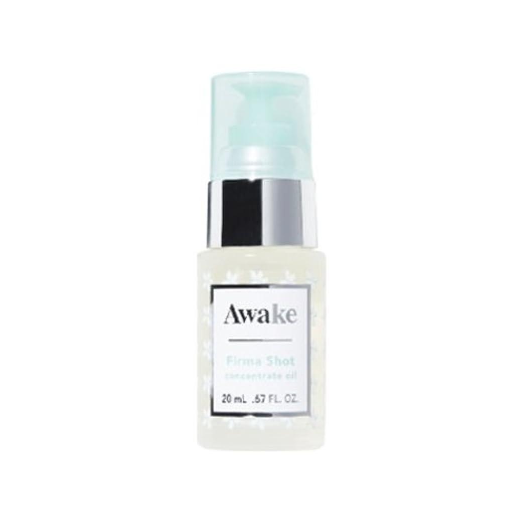 大邸宅理想的アウェイク(AWAKE) Awake(アウェイク) ファーマショット コンセントレイトオイル 〈美容オイル〉 (20mL)