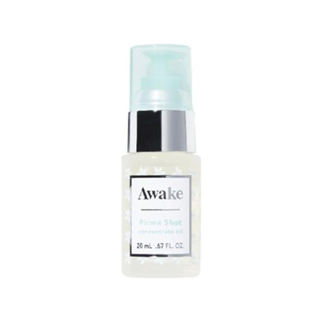 構想する対応する神秘アウェイク(AWAKE) Awake(アウェイク) ファーマショット コンセントレイトオイル 〈美容オイル〉 (20mL)
