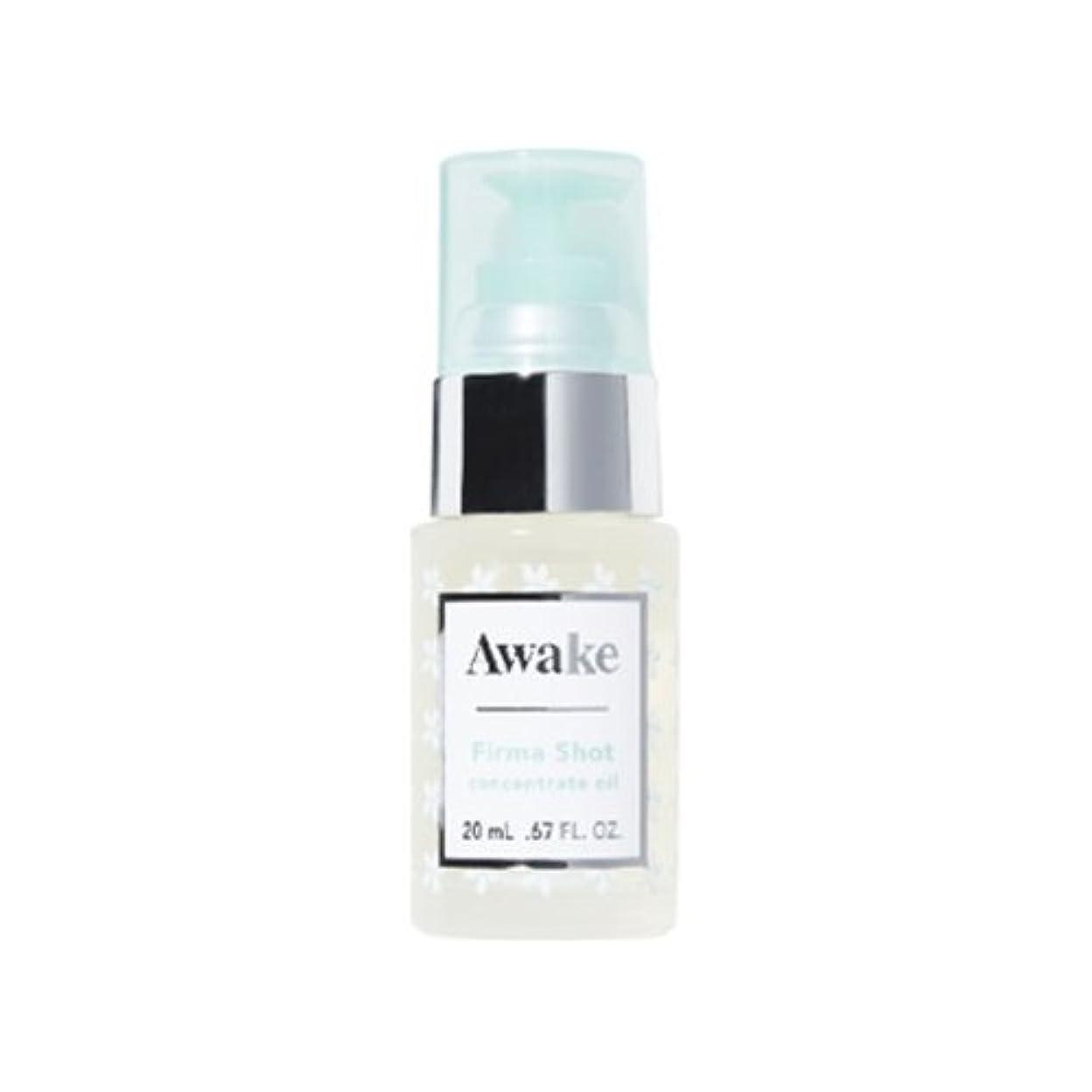 アウェイク(AWAKE) Awake(アウェイク) ファーマショット コンセントレイトオイル 〈美容オイル〉 (20mL)