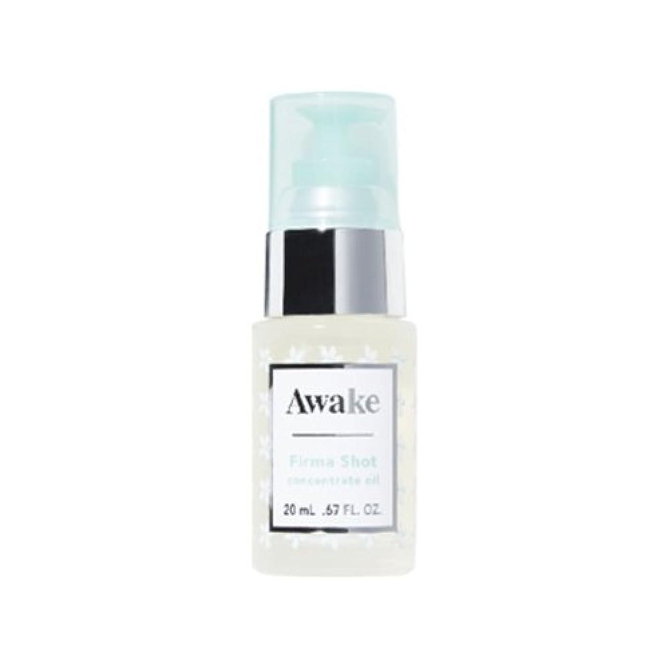 精算礼拝性的アウェイク(AWAKE) Awake(アウェイク) ファーマショット コンセントレイトオイル 〈美容オイル〉 (20mL)