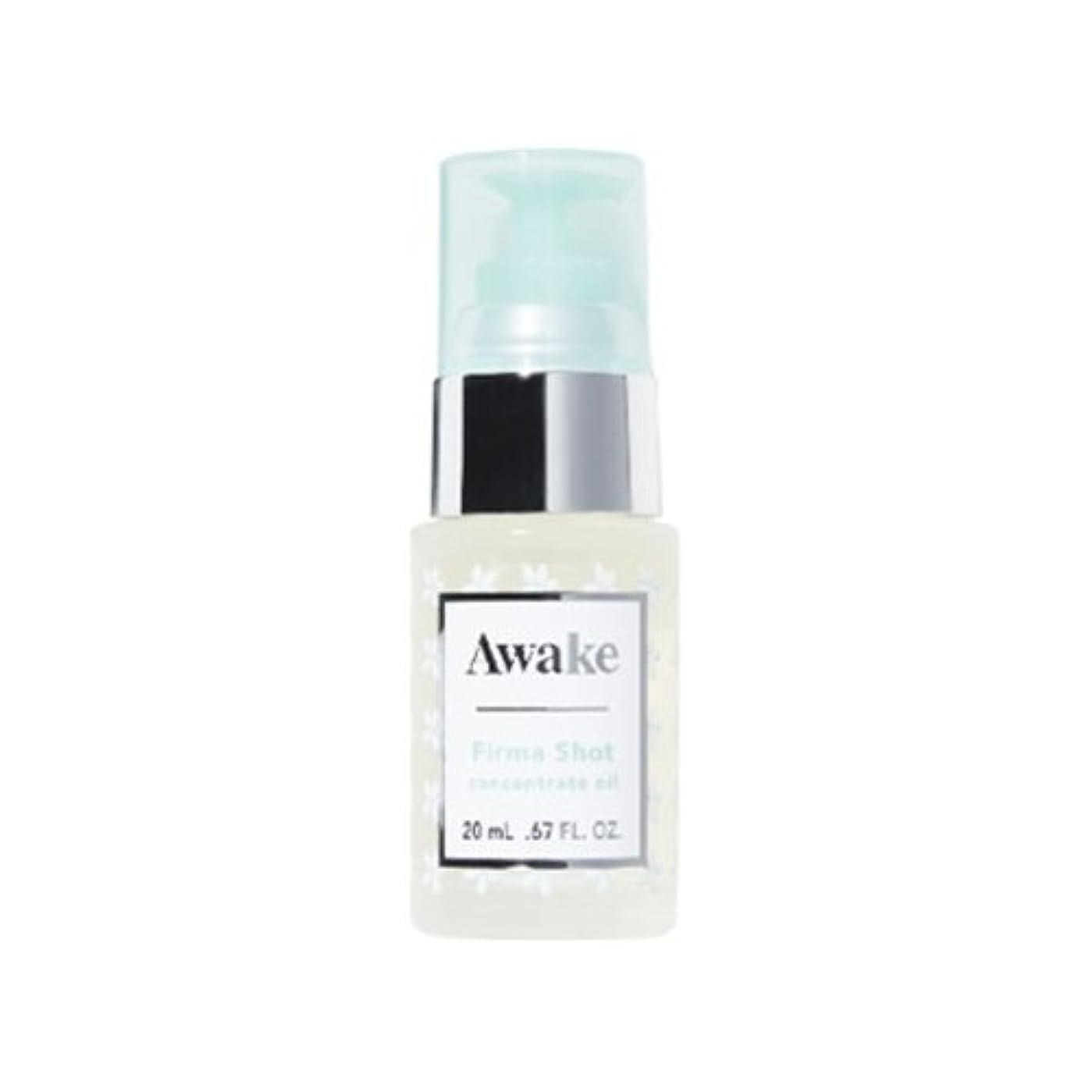 愚かバルブ間欠アウェイク(AWAKE) Awake(アウェイク) ファーマショット コンセントレイトオイル 〈美容オイル〉 (20mL)