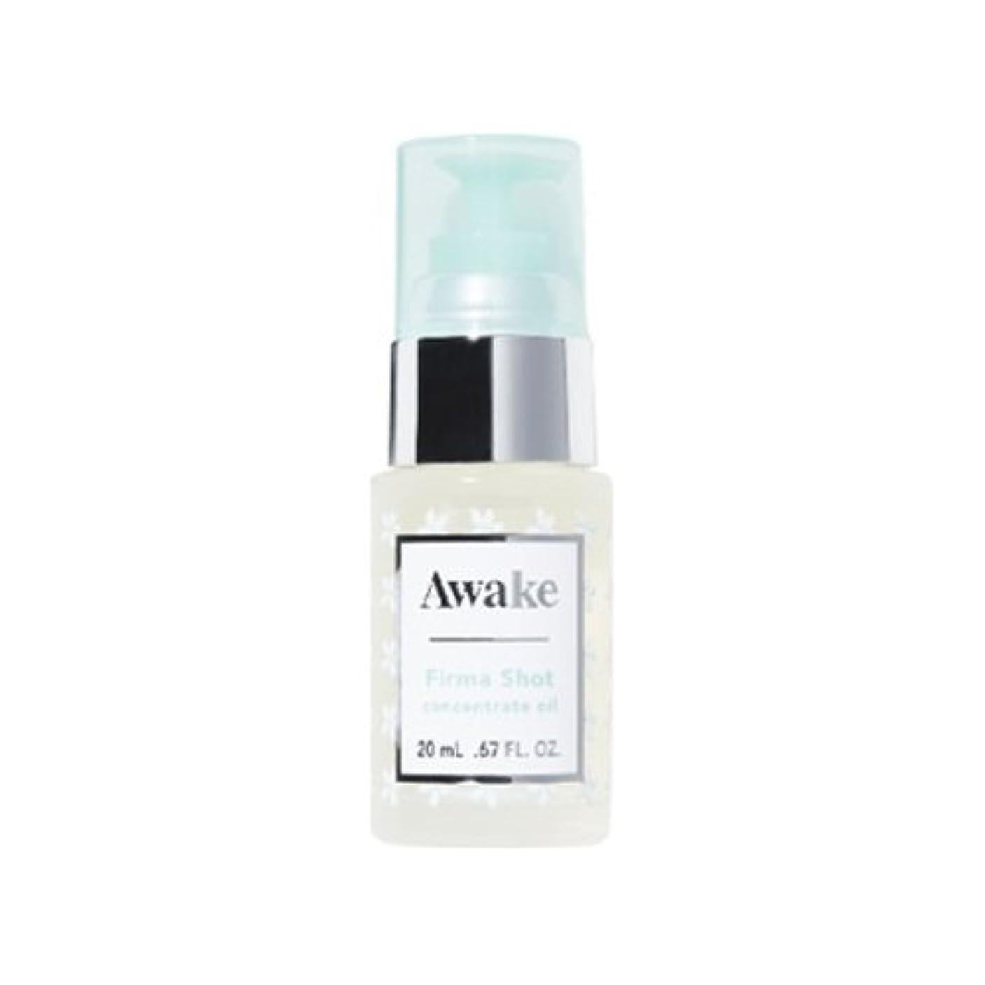 温室ジョットディボンドン運動アウェイク(AWAKE) Awake(アウェイク) ファーマショット コンセントレイトオイル 〈美容オイル〉 (20mL)