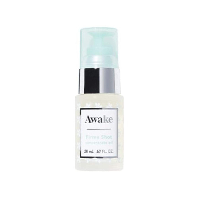 群衆ジャベスウィルソンぬるいアウェイク(AWAKE) Awake(アウェイク) ファーマショット コンセントレイトオイル 〈美容オイル〉 (20mL)