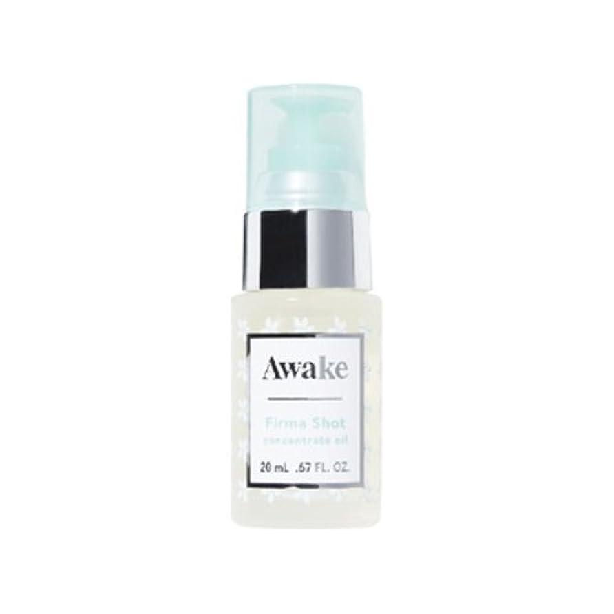 お嬢間隔レンチアウェイク(AWAKE) Awake(アウェイク) ファーマショット コンセントレイトオイル 〈美容オイル〉 (20mL)