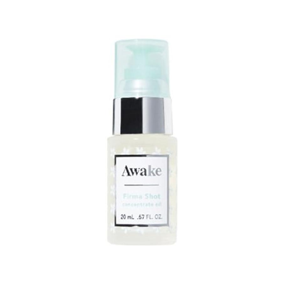 柔和統計重要なアウェイク(AWAKE) Awake(アウェイク) ファーマショット コンセントレイトオイル 〈美容オイル〉 (20mL)
