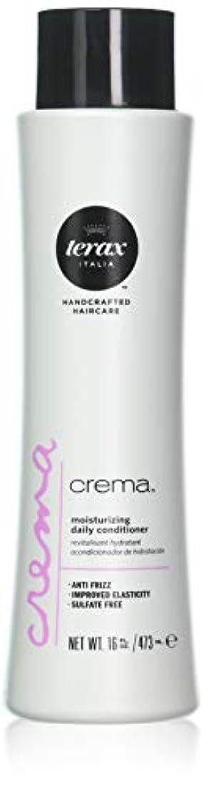 ゴルフ鋭く側溝Terax Original Crema Ultra Moisturizing Daily Conditioner ( For All Hair Types ) - 500Ml/16.9Oz by Terax