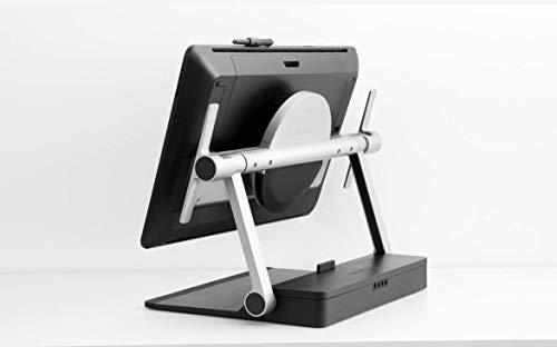 『ワコム Wacom Cintiq Pro 24専用スタンド Wacom Ergo Stand ブラック ACK62801K』の2枚目の画像
