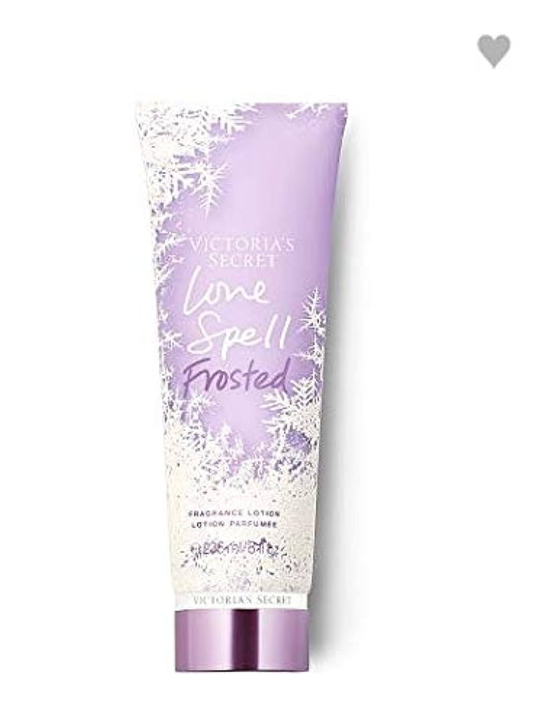 北喪シロナガスクジラVICTORIA'S SECRET Frosted Fragrance Lotion