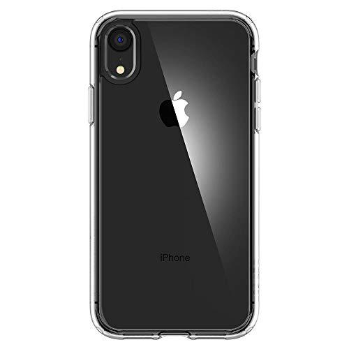 【Spigen】 スマホケース iPhone XR ケース 6.1インチ 対応 クリア 衝撃吸収 米軍MIL規格取得 ウルトラ・ハイブリッド 064CS24873 (クリスタル・クリア)