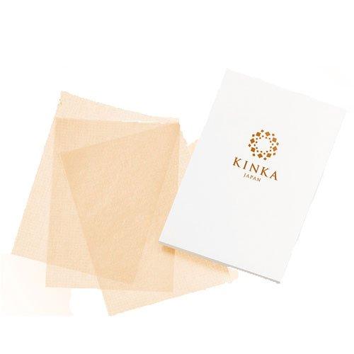 金箔入りあぶらとり紙 KINKA/箔一 金沢のお土産