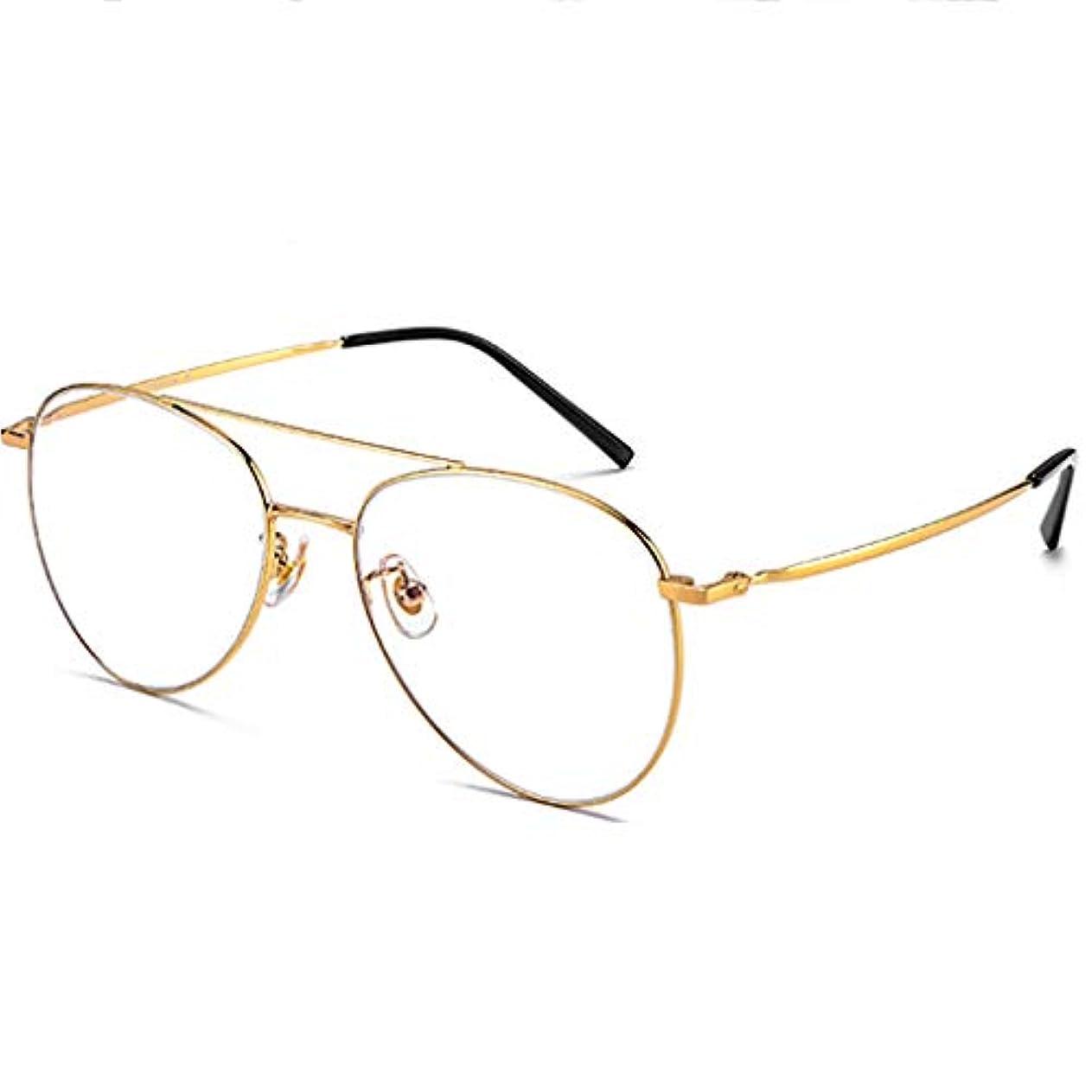 コンテスト再集計バケット男性用老眼鏡遠近両用インテリジェントカラーレンズ、抗疲労クリアワイドビュー、老眼鏡またはサングラス収納アクセサリー-黒と金+ 1.0、+ 2.0、+ 3.0