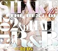 Shake Vol.16 -The Best Of 2013 2nd Half R&B- / DJ D's