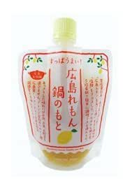 【よしの味噌】 広島レモン鍋の素 【180g】 | 鍋の素 通販