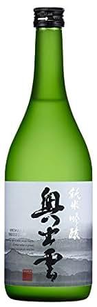 奥出雲 純米吟醸酒 720ml