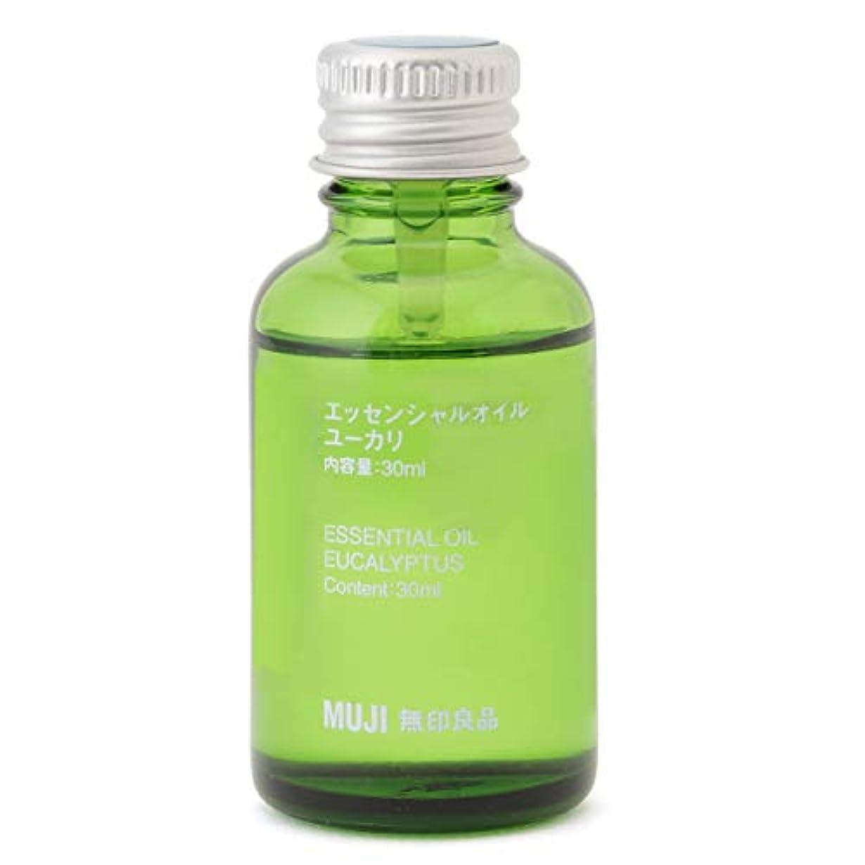 第満了狂気【無印良品】エッセンシャルオイル30ml(ユーカリ)