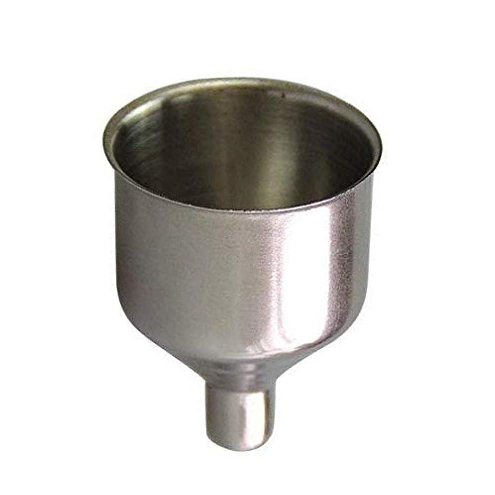 無力プレミアアシュリータファーマン漏斗のこし器 じょうごおよび種を取除くため 液体 香水 精油 ステンレス鋼の漏斗