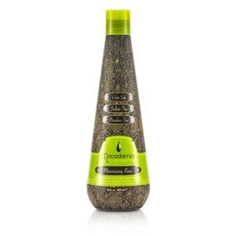 フルーツ野菜マイクロプロセッサ性格マカダミア ナチュラルオイル(Macadamia NATURAL OIL) モイスチャライジング デイリー コンディショニング リンス(オールヘアタイプ) 300ml/10oz [並行輸入品]