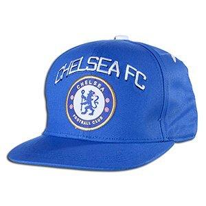 チェルシーFCスナップバック調整可能なキャップ帽子???ホワイト???ブルーNew Season