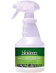 Biokleen - Bac-Outの新しい自然な生地の清涼飲料のラベンダー - 16ポンド