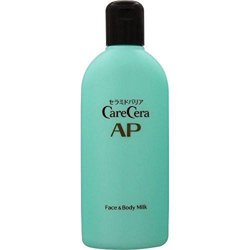 ロート製薬 ケアセラ APフェイス&ボディ乳液 セラミドプラス×7種の天然型セラミド配合 無香料 200ml