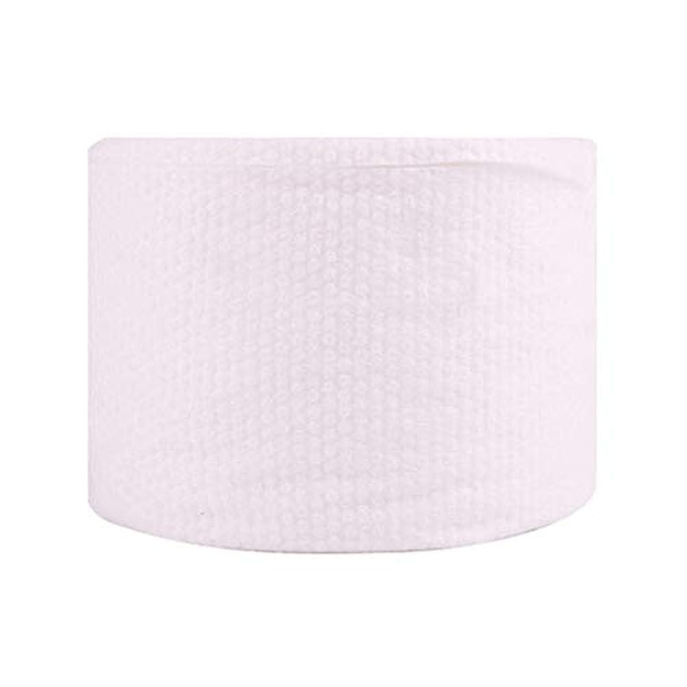 リラックスコンペすべきSODIAL 使い捨てフェイスタオル化粧拭き取り綿パッド メイク落としパッド ソフトパッド化粧品 フェイスマスククレンジングケアフェイシャルナプキン