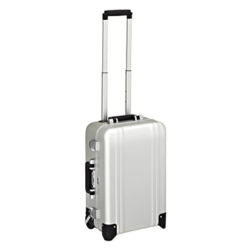 [ゼロハリバートン] ZEROHALLIBURTON ZR Trolley 20inch キャリーバッグ [並行輸入品] / Classic Aluminum - Carry-On Luggage