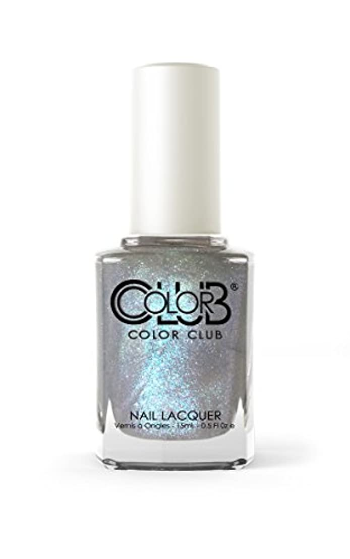 忌まわしい条件付き警察署Color Club Lacquer - Shine Shifter Collection Spring 2018 - Glow Get 'Em - 15 mL / 0.5 oz