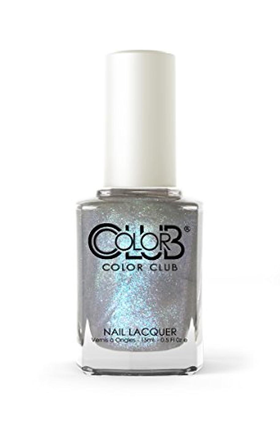 つば達成する散歩に行くColor Club Lacquer - Shine Shifter Collection Spring 2018 - Glow Get 'Em - 15 mL / 0.5 oz
