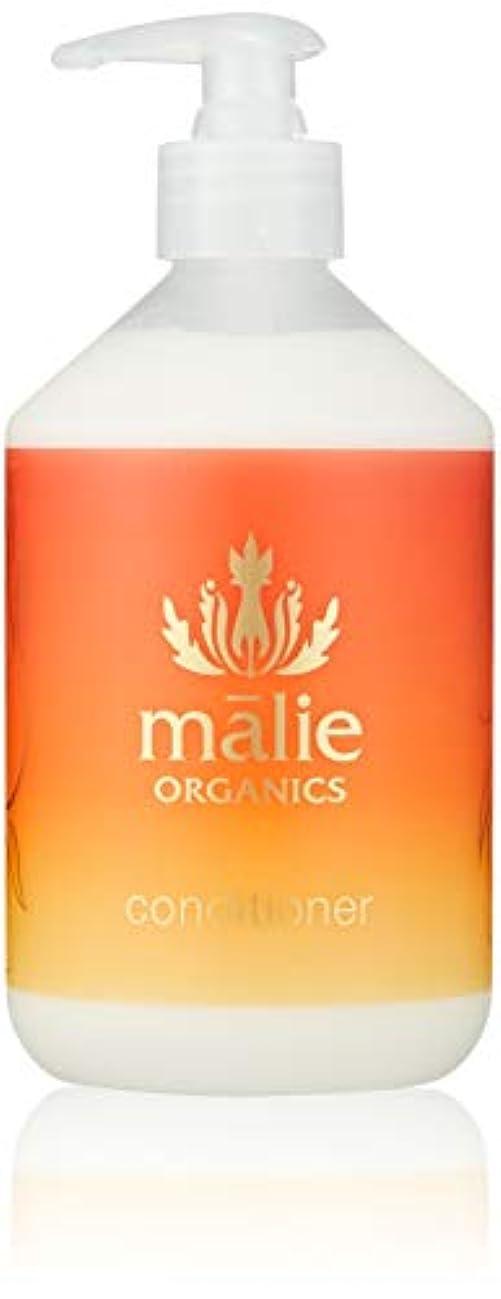 織る上記の頭と肩警報Malie Organics(マリエオーガニクス) コンディショナー マンゴーネクター 473ml