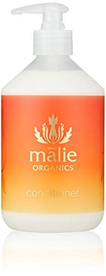コメンテーター謎細胞Malie Organics(マリエオーガニクス) コンディショナー マンゴーネクター 473ml