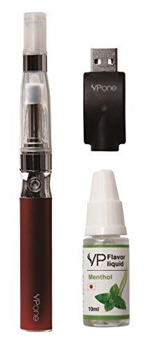 VP-one 電子タバコスターターセット ワインレッド SW11705 1セット