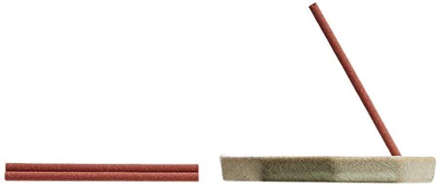 ぼかすバスきれいに野山からのおふくわけ のいちごの薫り スティック6本入&香皿