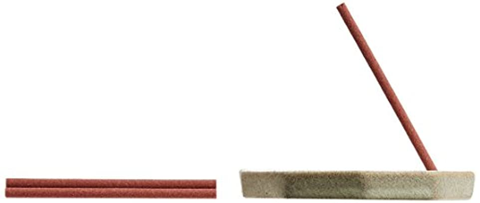 アジャ限りなく住居野山からのおふくわけ のいちごの薫り スティック6本入&香皿