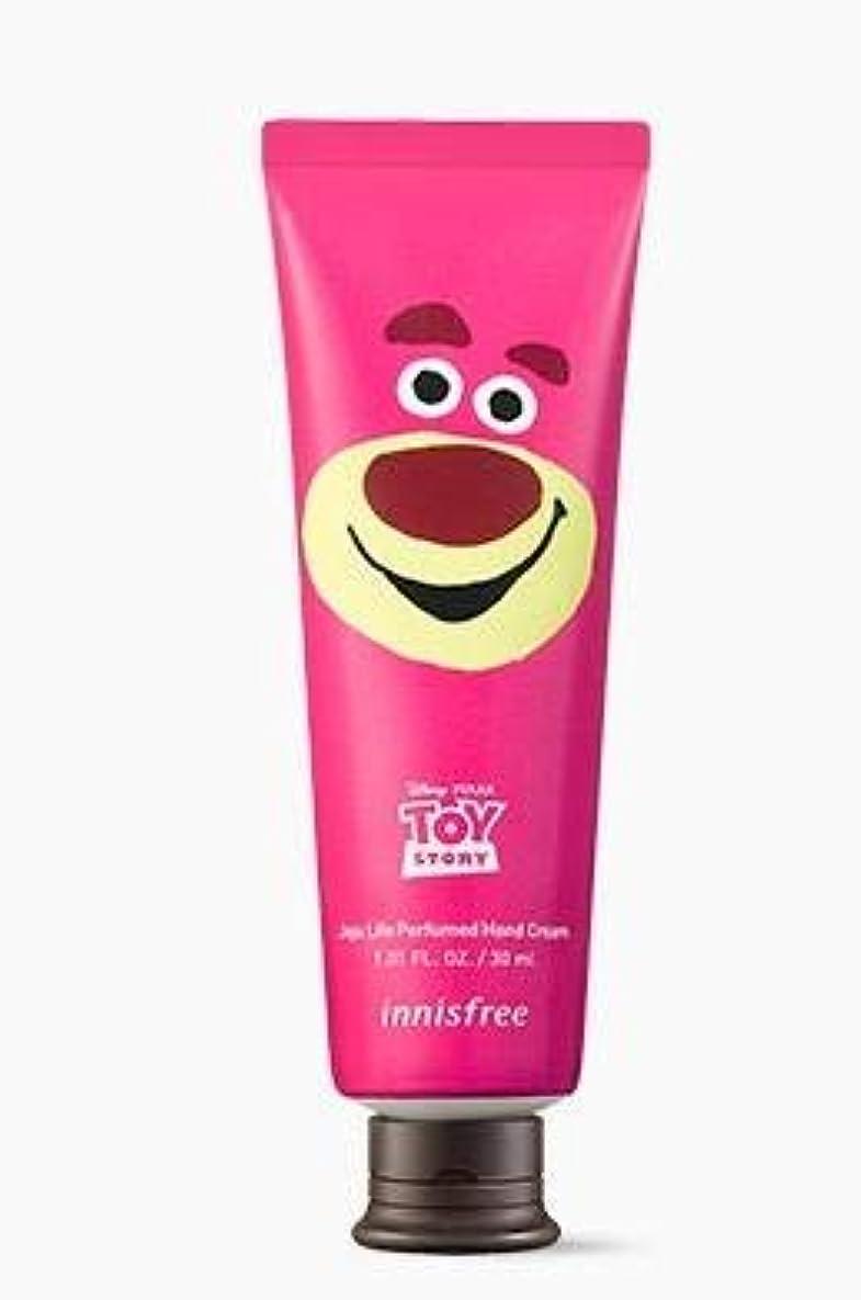 小さいロビーために[Toystory Limited Edition] INNISFREE Perfumed Hand Cream イニスフリー パフューム ハンドクリーム [並行輸入品]