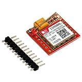 sim800l Micro SIM GSM GPRSワイヤレスモジュールTTLポートfor Arduino