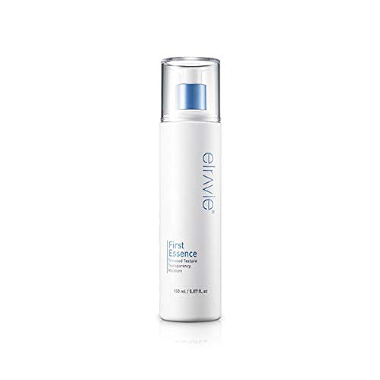 粘性のコミットメントマスタードエラヴィー[Elravie] ダーマファーストHAエッセンススキン150ml / Derma First HA Essence Skin