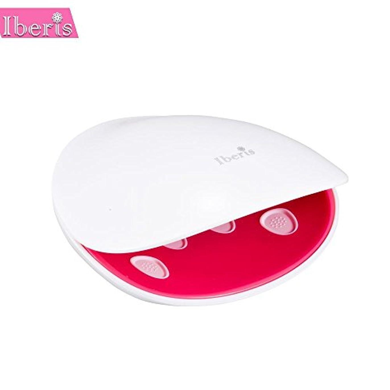 コメントメイドハドルビューティーケアシリーズ Iberis ジェルネイル用LED UVライト HBN-UVK1