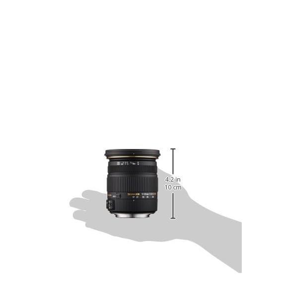 SIGMA 標準ズームレンズ 17-50mm ...の紹介画像5
