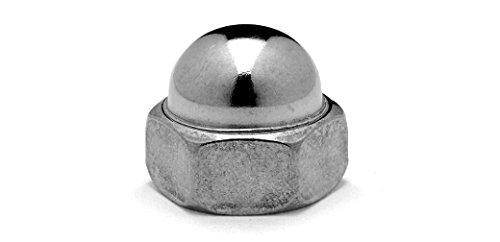 鉄(S45C)/ユニクロ 袋ナット M16 (1個)