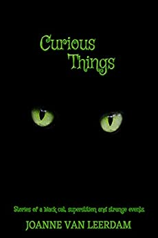 Curious Things: Stories of a black cat, superstition, and strange events. by [Van Leerdam, Joanne]