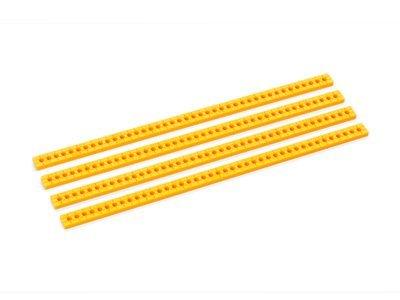楽しい工作シリーズ No.184 ロングユニバーサルアームセット(オレンジ) 70184