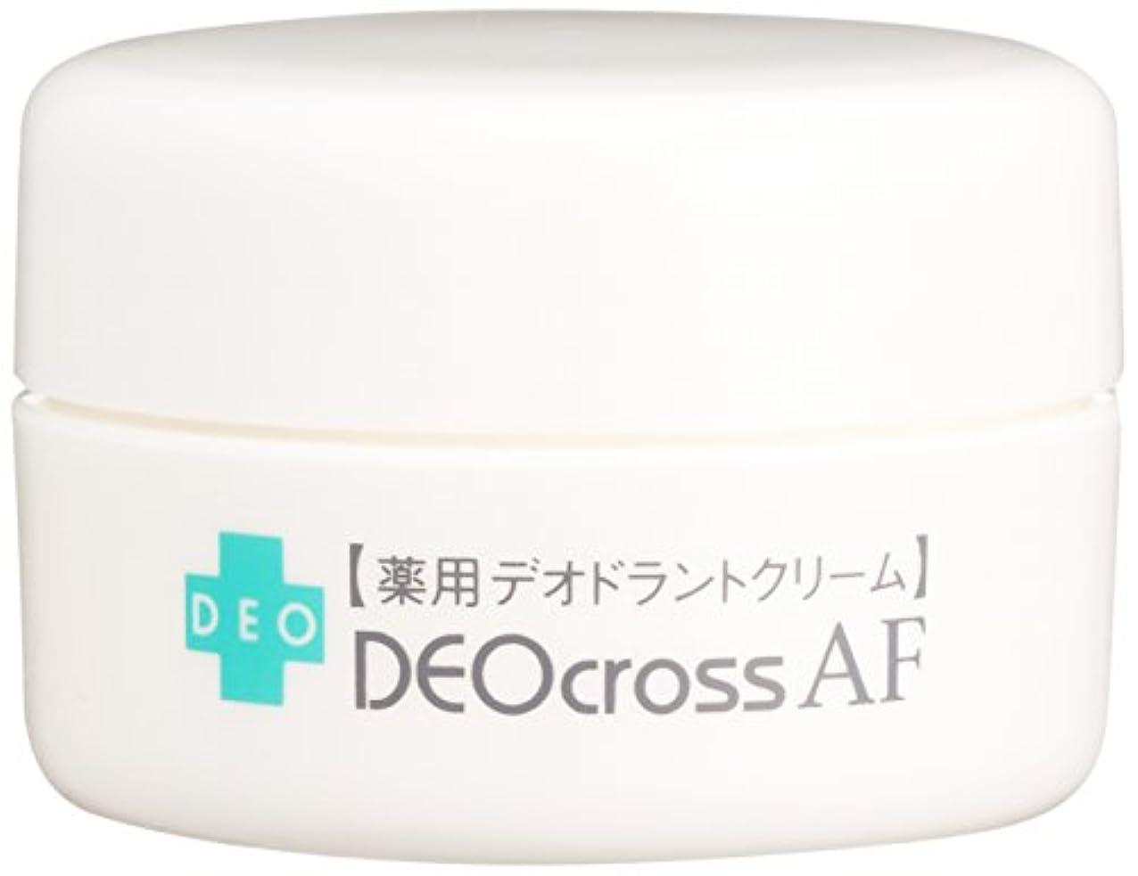 パンフレット印象派とんでもない【薬用】デオドラントクリーム デオクロス AF