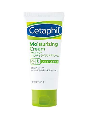 セタフィル Cetaphil ® モイスチャライジングクリーム 85g ( フェイス & ボディ 保湿クリーム クリーム )