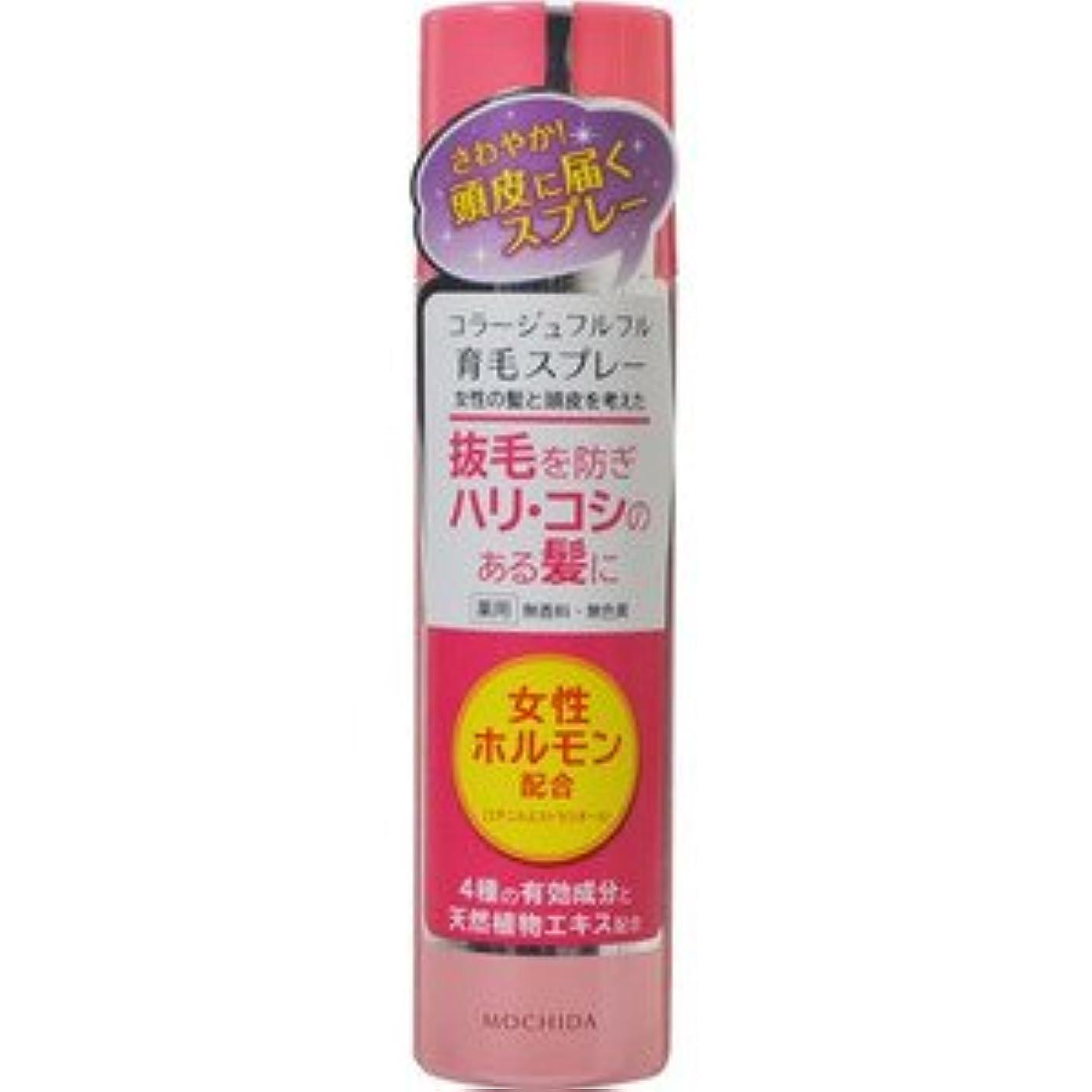 触手量ミルク(持田ヘルスケア)コラージュフルフル 育毛スプレー 150g(医薬部外品)