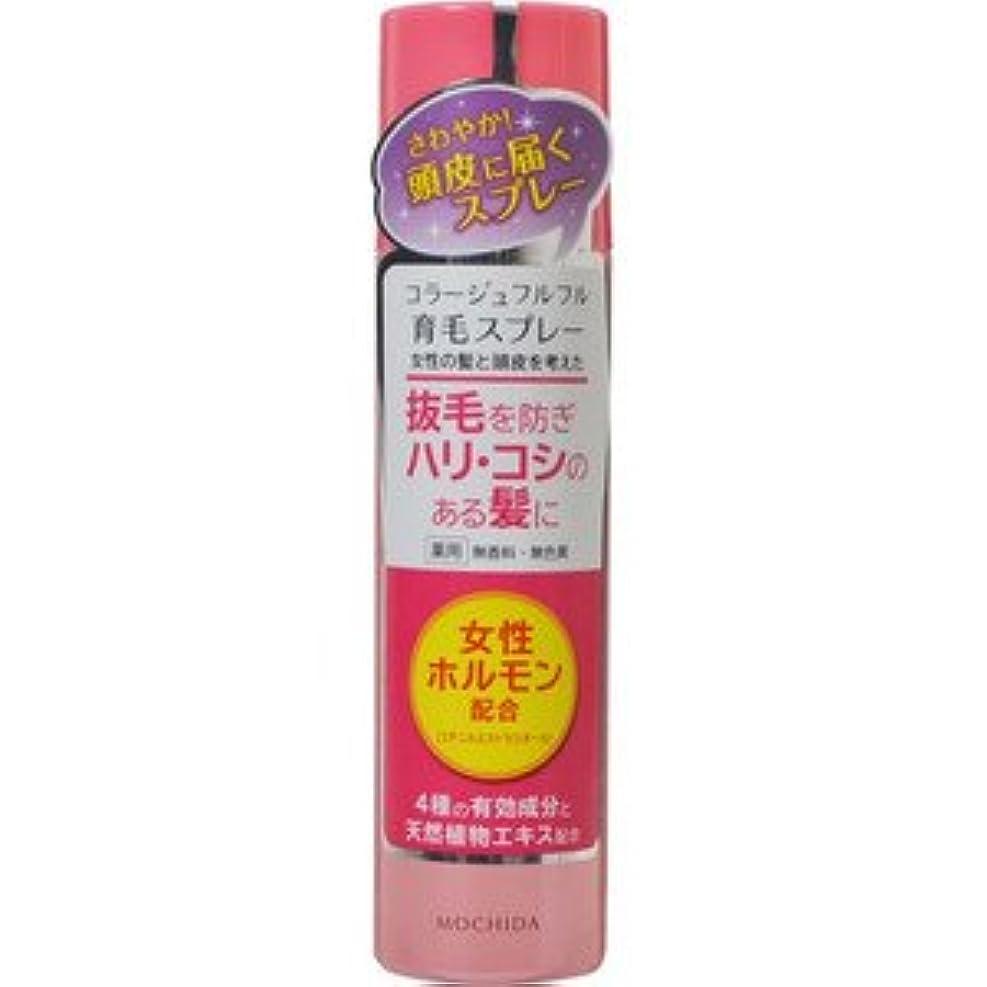乱闘バッジフェミニン(持田ヘルスケア)コラージュフルフル 育毛スプレー 150g(医薬部外品)